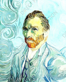 "Diamond painting ""Konemann by Vincent van Gogh"""