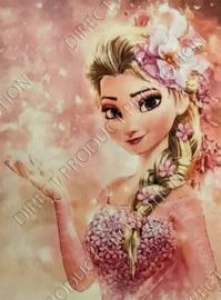 "Diamond painting ""Elsa from Frozen"""
