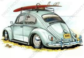 "Diamond painting ""Volkswagen beetle"""