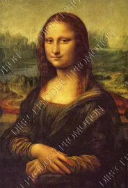 "Diamond painting ""Mona Lisa"""