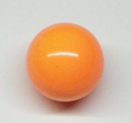 Klankbol oranje 16mm (KL10)
