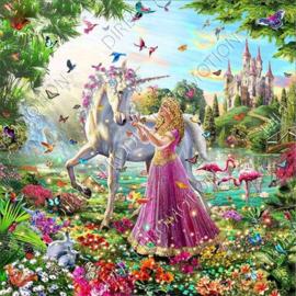 Diamond Paintings Prinsessen