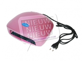 LED 12w Nageldroger (roze)