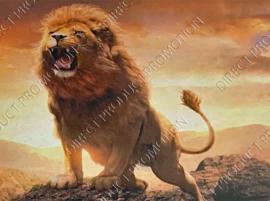 """Diamond Painting """"Lion"""""""