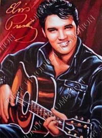 "Diamond painting ""Elvis Presley painting"""
