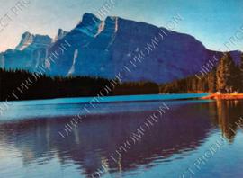 """Diamond painting """"Blue mountain"""""""