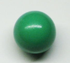 Klankbol groen 16mm (KL19)