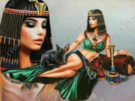 """Diamond painting """"Cleopatra"""""""