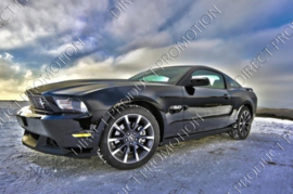 """Diamond painting """"Ford Mustang"""""""