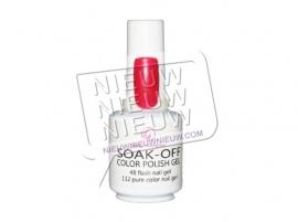 Soak-Off Gellak: Rood nr. 67