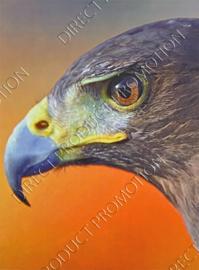 """Diamond Painting """"Eagle head"""""""