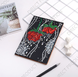 "Diamond Painting Notitieboek ""Rozen"""