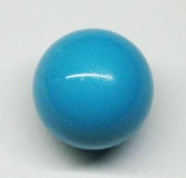 Klankbol turquoise 20mm (GR15)