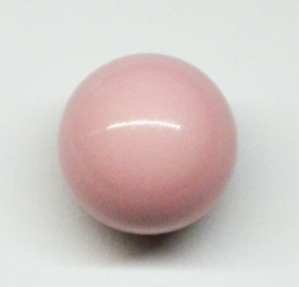 Klankbol zacht roze 16mm (KL14)