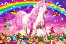 "Diamond painting ""My little pony"""