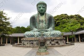 "Diamond painting ""Great Buddha"""