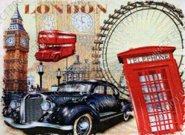 """Diamond painting """"London"""""""