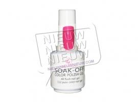 Soak-Off Gellak: Roze nr. 70