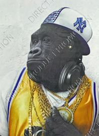 "Diamond Painting ""Gorilla"""
