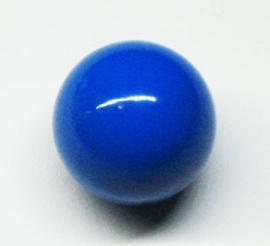 Klankbol blauw 16mm (KL06)
