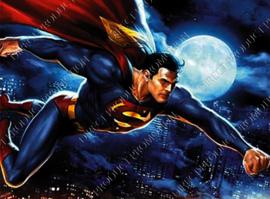 """Diamond painting """"Superman"""""""