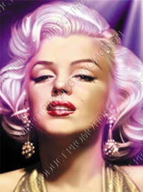 "Diamond painting ""Marilyn Monroe"""