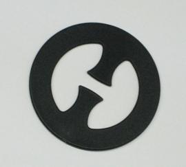 BH Clip zwart