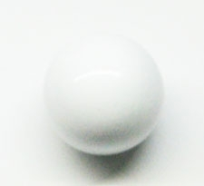 Sound sphere white 20mm (GR01)