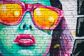 """Diamond painting """"Graffiti"""""""