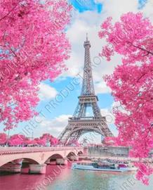 "Diamond painting ""Eiffel Tower"""