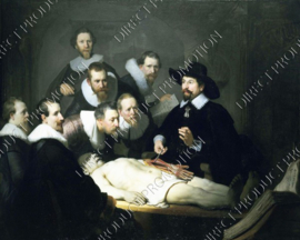 "Diamond painting ""The Golden Age by Rembrandt"""