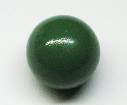 Klankbol olijfgroen 16mm (KL04)