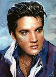 "Diamond painting ""Elvis Presley"""
