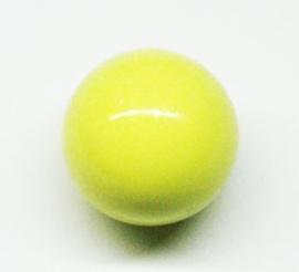 Klankbol geel 16mm (KL09)
