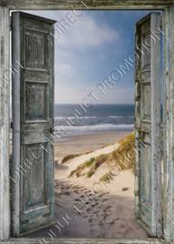 """Diamond painting """"Beach view"""""""