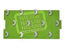 Koppel loom board (Groen)