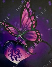"""Diamond painting """"Love"""""""