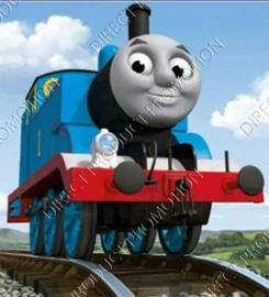 """Diamond painting """"Thomas the train"""""""