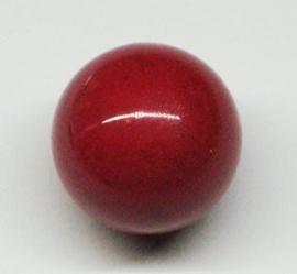 Klankbol rood 16mm (KL05)