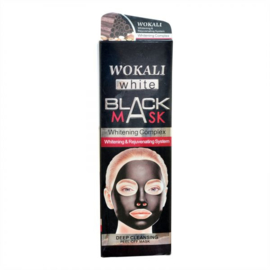 Wokali white Black Mask