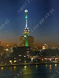 """Diamond painting """"Tower"""""""