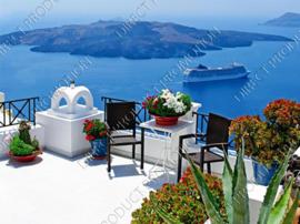 """Diamond painting """"Sea view"""""""
