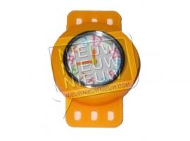 Loom bands Horloge Oranje