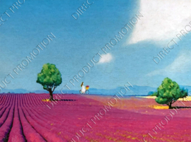 "Diamond painting ""Flower field"""