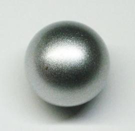 Klankbol zilver 16mm (KL16)