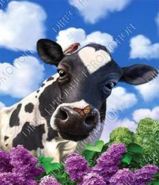 """Diamond painting """"Cow"""""""