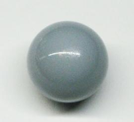 Klankbol grijs16mm (KL12)