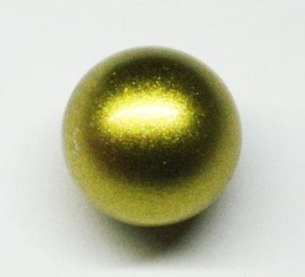 Klankbol goud 16mm (KL08)