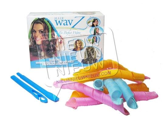 Hair Wavz voor extra lang haar, XL
