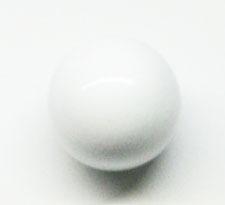 Klangkugel weiß 20mm (GR01)